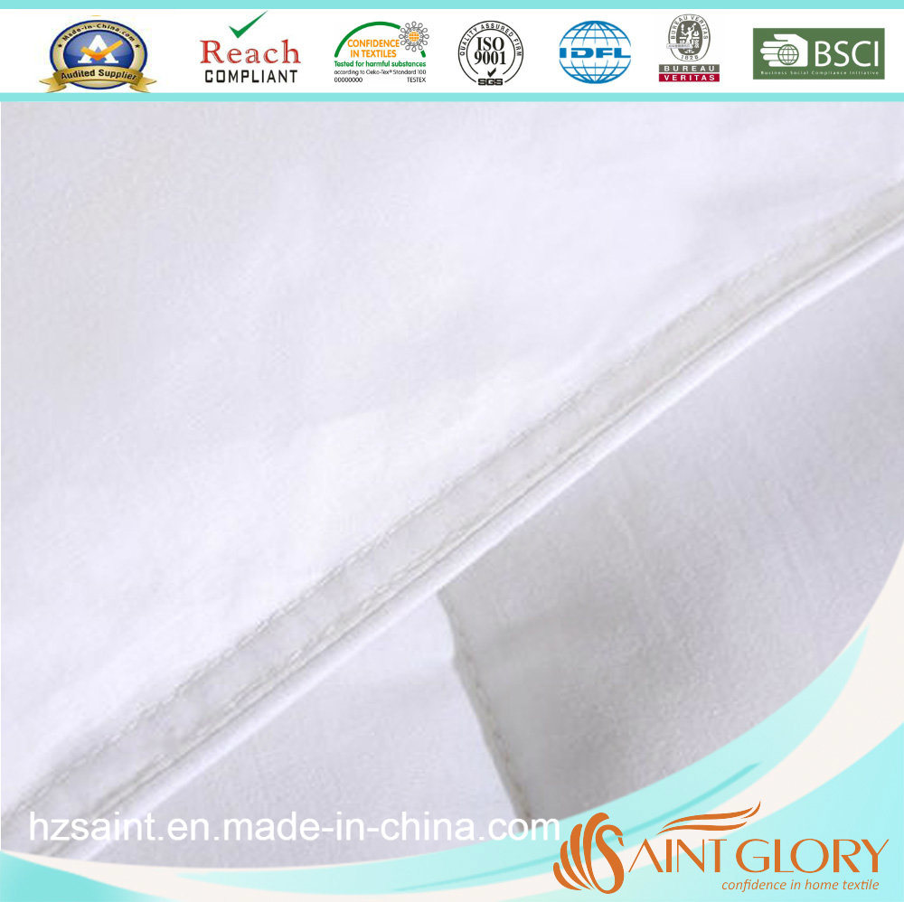 100% Poly Fiber Hotel White Comforter pictures & photos