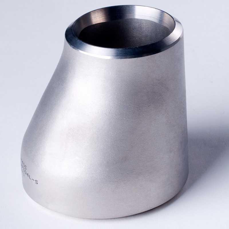 "3A 8"" Stainless Steel Food Grade Pipe Fitting Eccentnic Reducer."