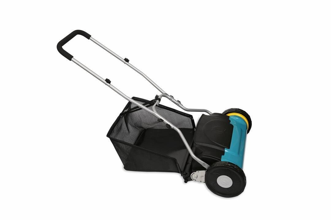 16′′ Professional Environmental Hand-Push Reel Lawn Mover pictures & photos