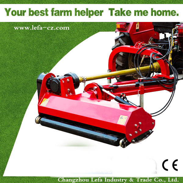 [Hot Item] Hydraulic Compact Tractor Side Flail Mower with Ce