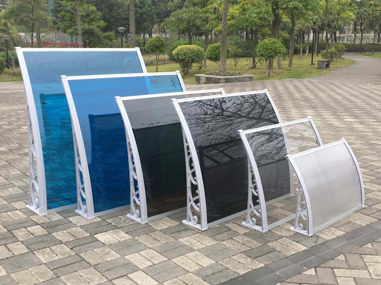 2017 Custom Economic UV Resistance Sun Rain Shade Gazebo Canopy pictures & photos