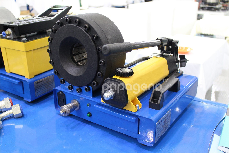 China Model Hysw-20HP Hand Pump Manual Hydraulic Hose