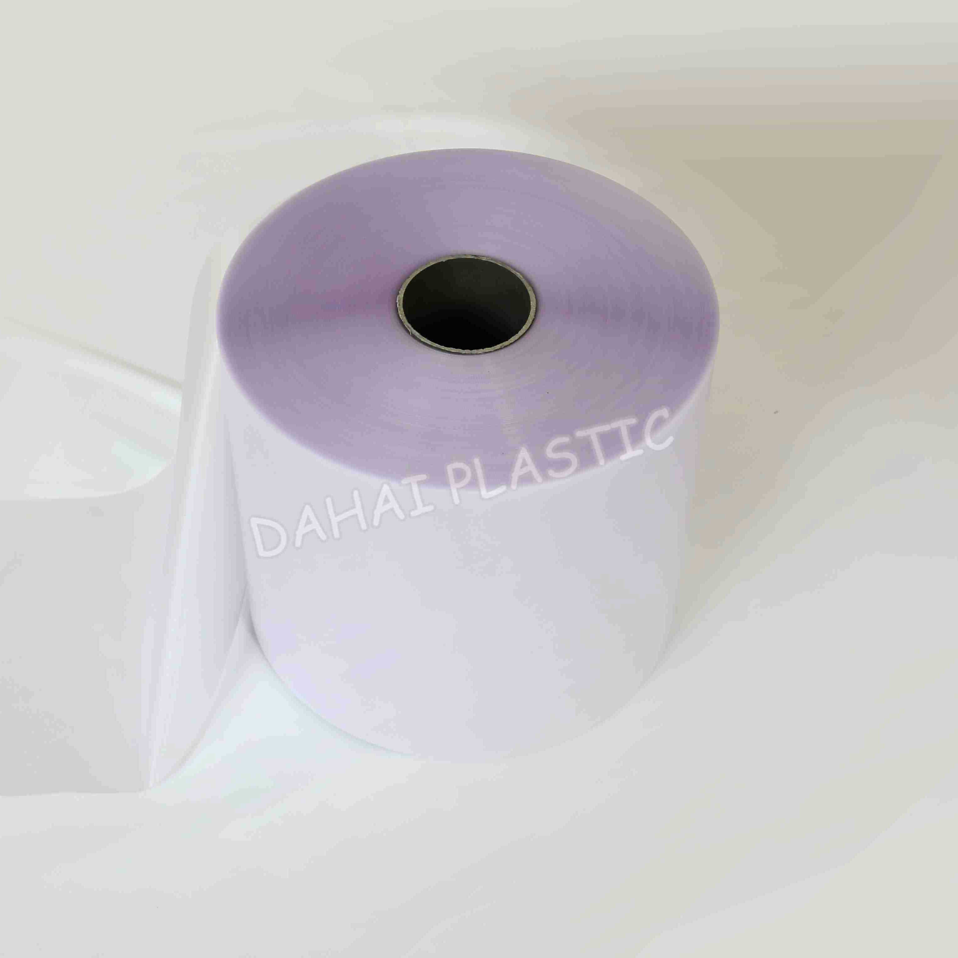 28.5cm PVC Translucent Film for Urine Bag pictures & photos