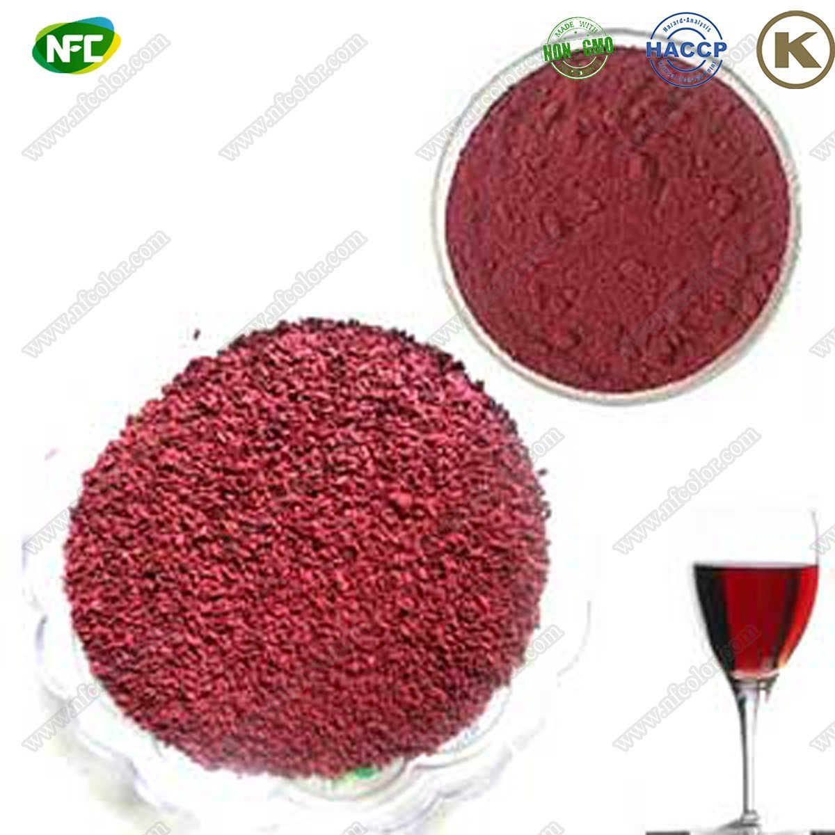 [Hot Item] Organic Pure Nutrition Supplement Red Yeast Rice Powder in Bulk