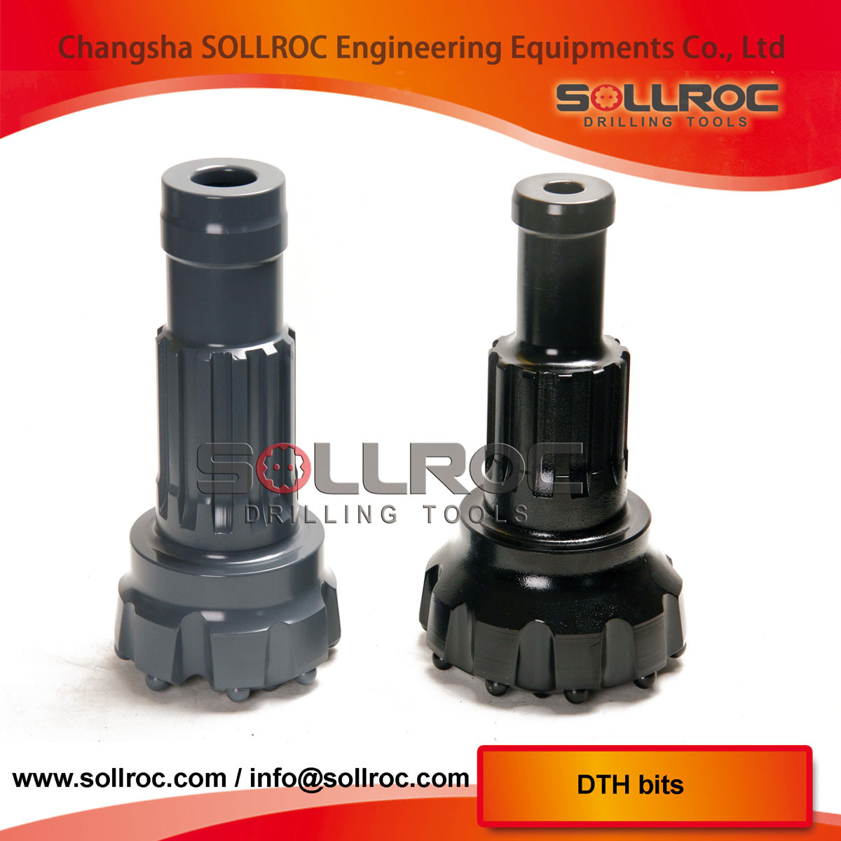 DTH Hammer Bits for Rock Drilling/Mining pictures & photos