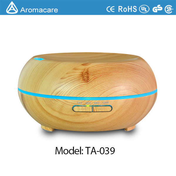 Colorful LED Changing Light 200ml Aroma Fragrance Diffuser (TA-039) pictures & photos