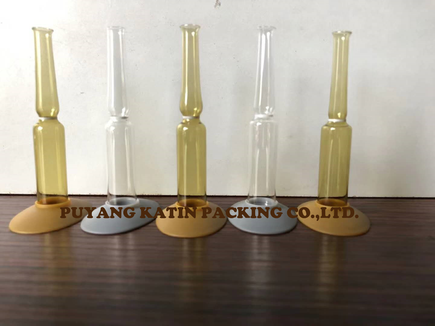 China 8ml Clear Glass Ampoules for Pharmaceutical Packing Photos
