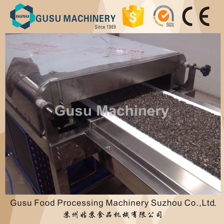 Ce Gusu Chocolate Cereal Bars Production Machine Made in Suzhou