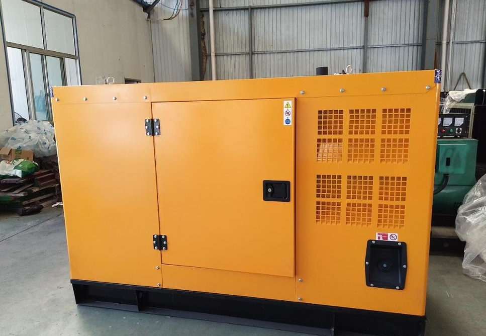 Generator for Land Use Sound and Vibration Proof Canopy pictures & photos