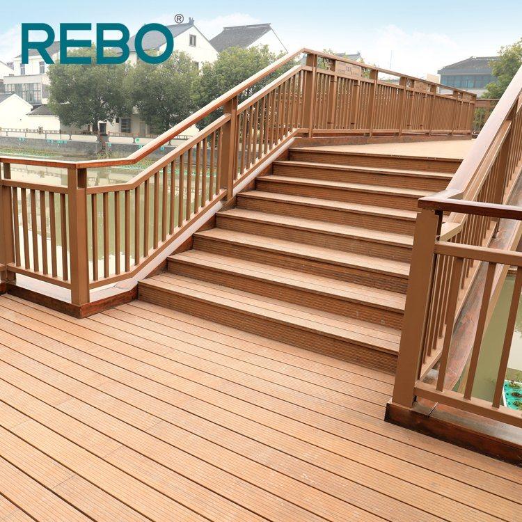 China Waterproof Outdoor Bamboo Balcony