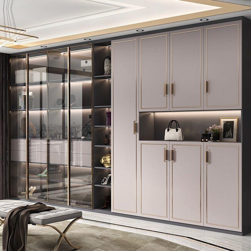 Kitchen Cabinets, Modern Living Room Cabinet Design