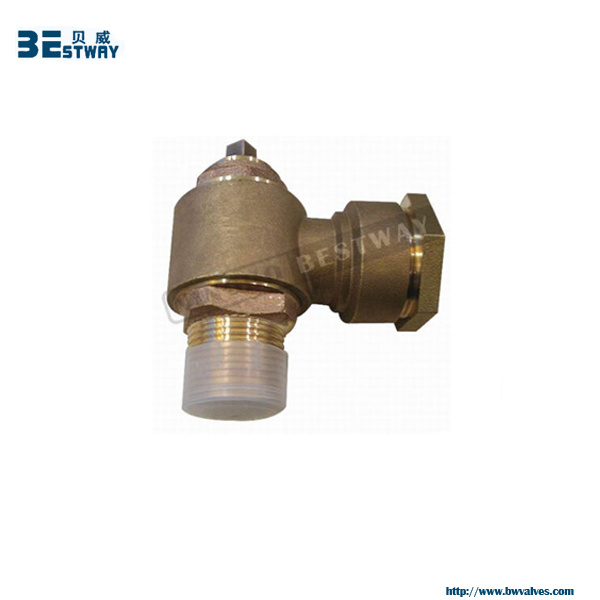 Gunmetal Bronze Ferrule Valve with Compression End for PE HDPE Pipe pictures & photos