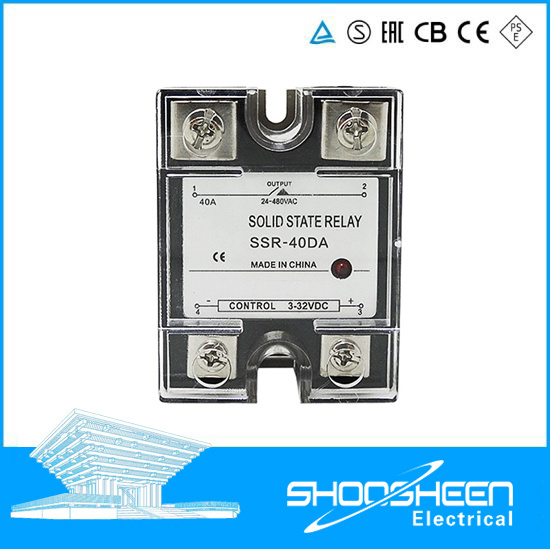 25DA TSR-25DA-H Three-phase High voltage type SSR input 4-32V DC load 90-480V AC