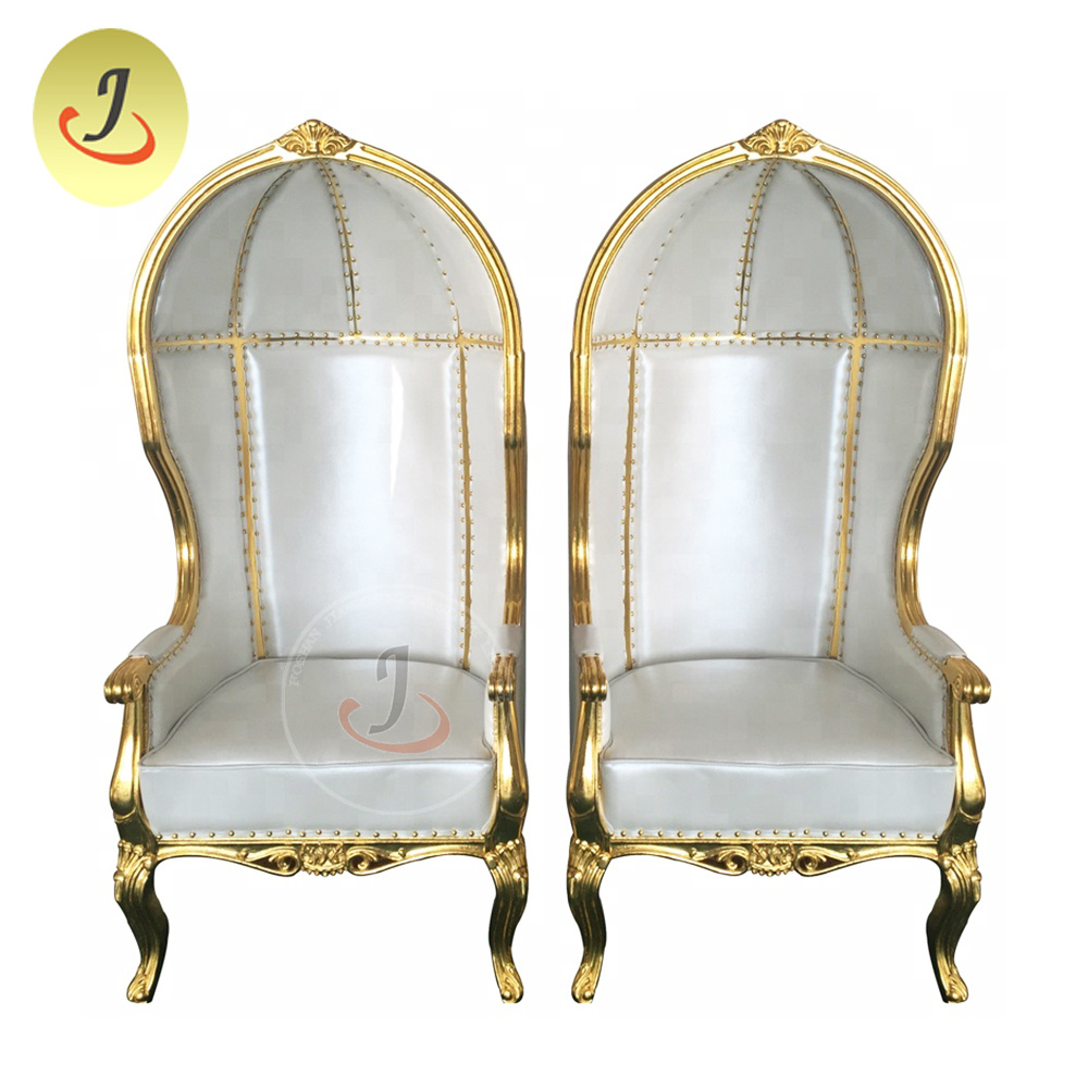 China antique design high back king chair for living room leisure chairs jc 1021 china bird cage chairs bird nest chair