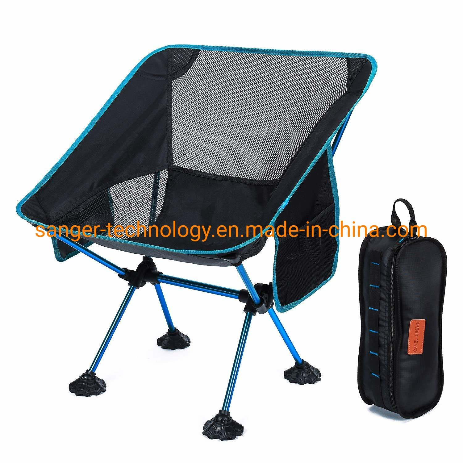 Folding Camping Chair Outdoor Hiking Ultra-light Portable Foldable Chairs HOT