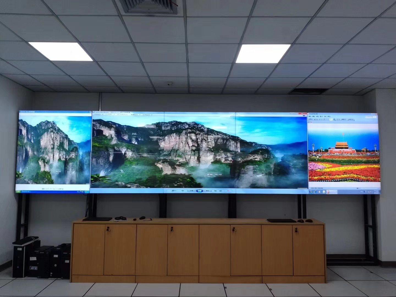 Zero mm Bezel Seamless 4K LCD Video Wall