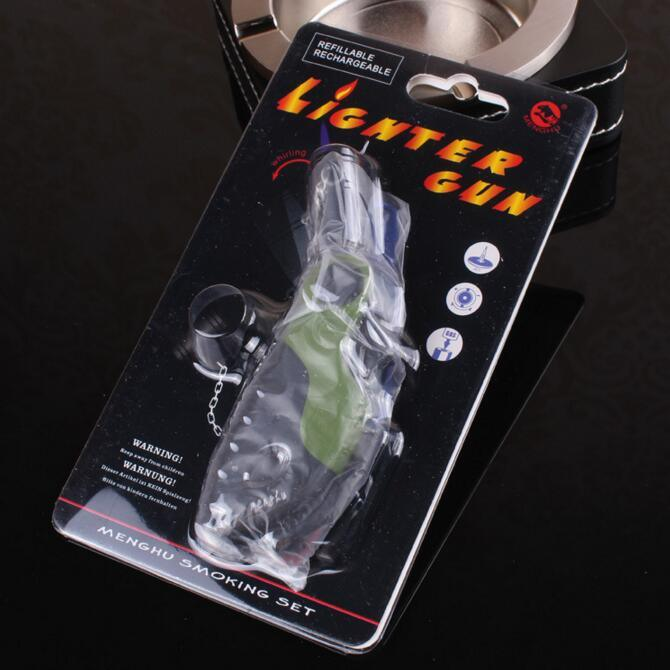 Hot Sales DAB Torches Butane Flame Lighter Gas Lighter