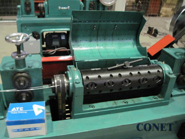 China Factory Supply High Speed Automatic Steel Wire Straightening ...