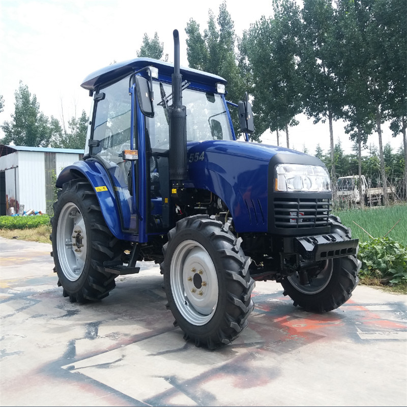 55 HP Cheap Price Chinese Farm Tractor 554 for Sale pictures & photos