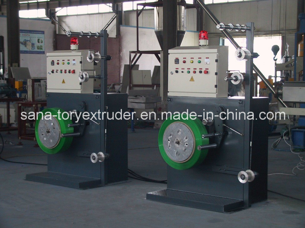 PET Packing Strapping Band Extruder Machine pictures & photos
