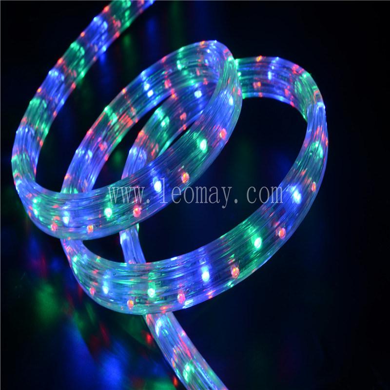 Multi Color Christmas Led Rope Light