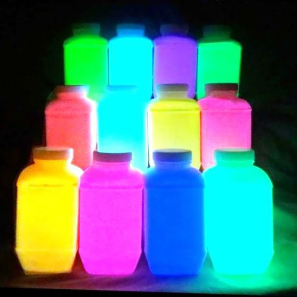 Fine Phosphorescent Pigment for Fabric Printing pictures & photos