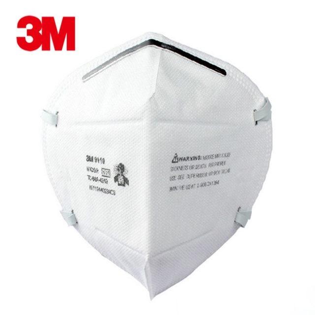 hot N95 3m cs Ea Item 9010 Respirator Particulate 500