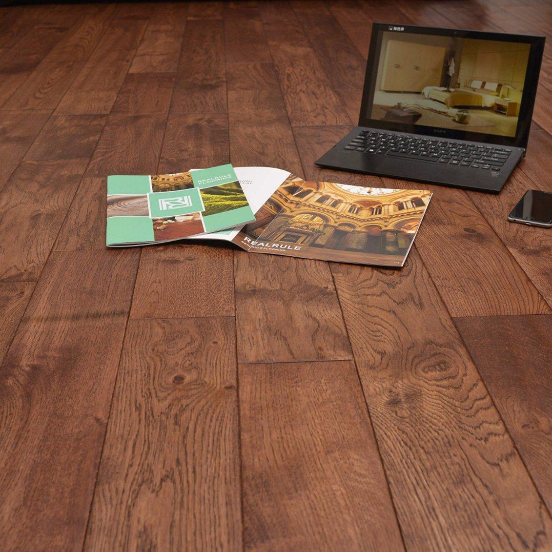 China 3 14 Prefinished Solid Character Black Walnut Wood Hardwood