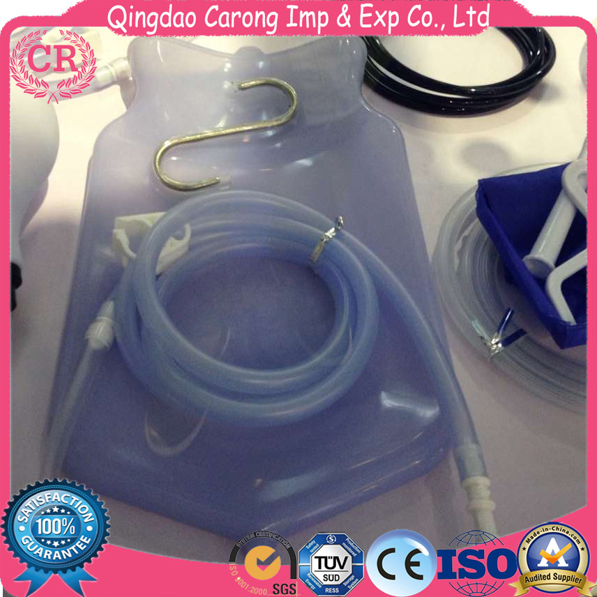 China Reusable Silicone Enama Bag Kit Pvc