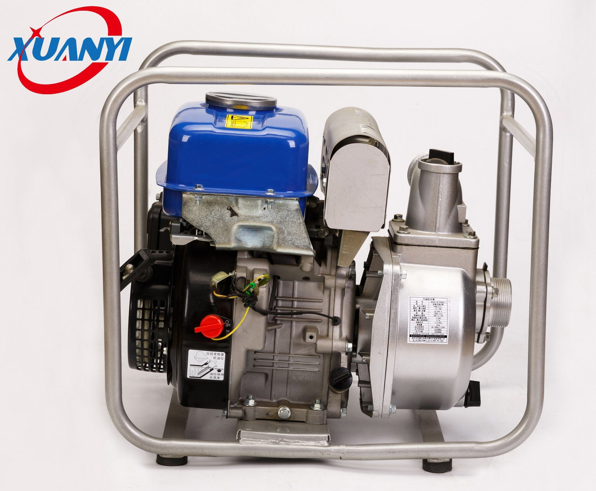 "New Type 3"" Agricultural Irrigation YAMAHA Gasoline Water Pump"