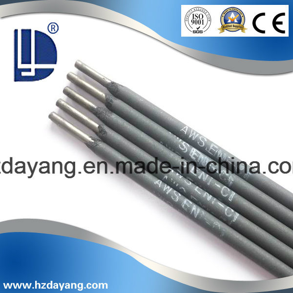 Machinable Cast Iron Welding Electrodes with Nickel Core (AWS ENi-C1)