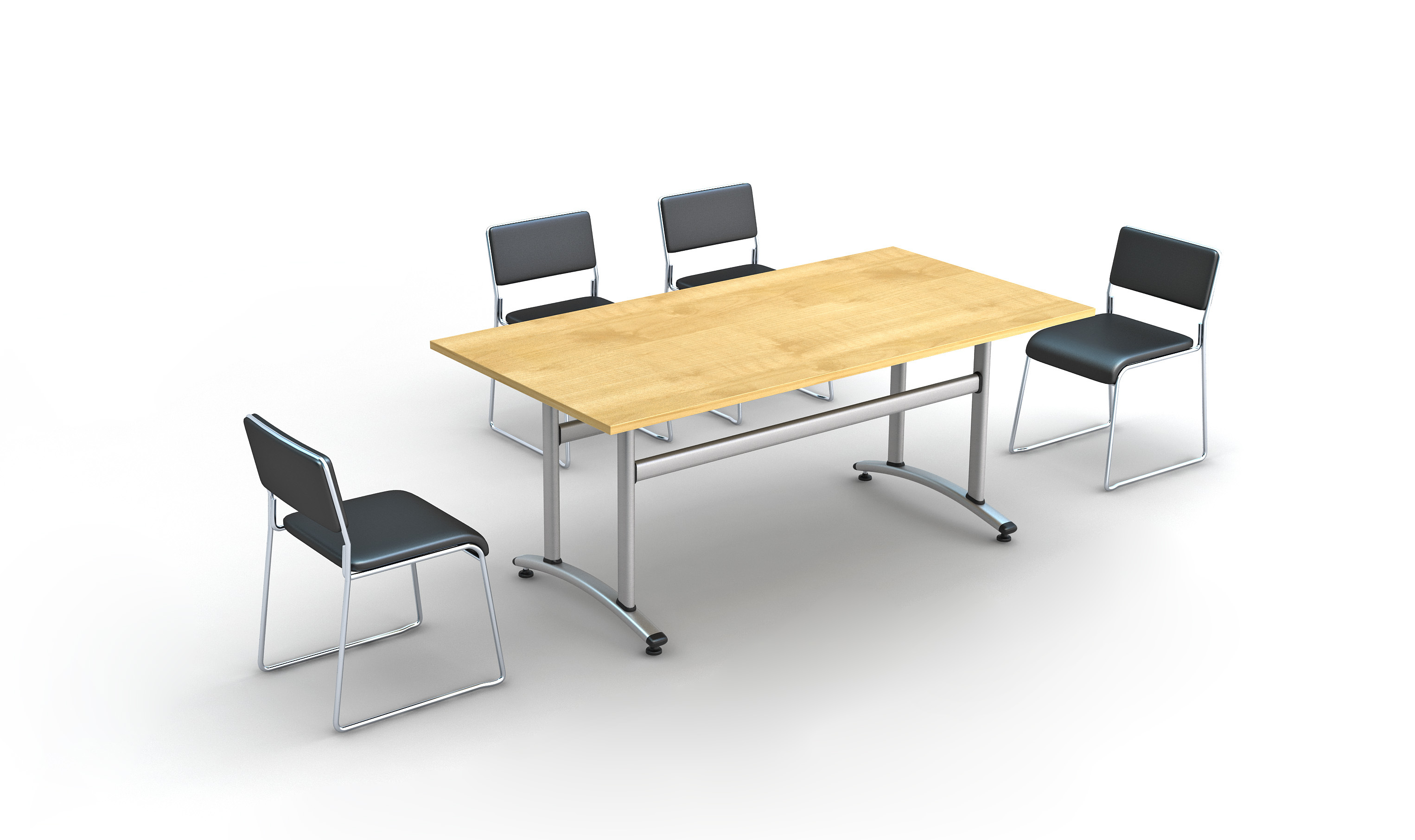 China Modern Office Meeting Table Hot Sale Conference Table Design - Office conference table for sale