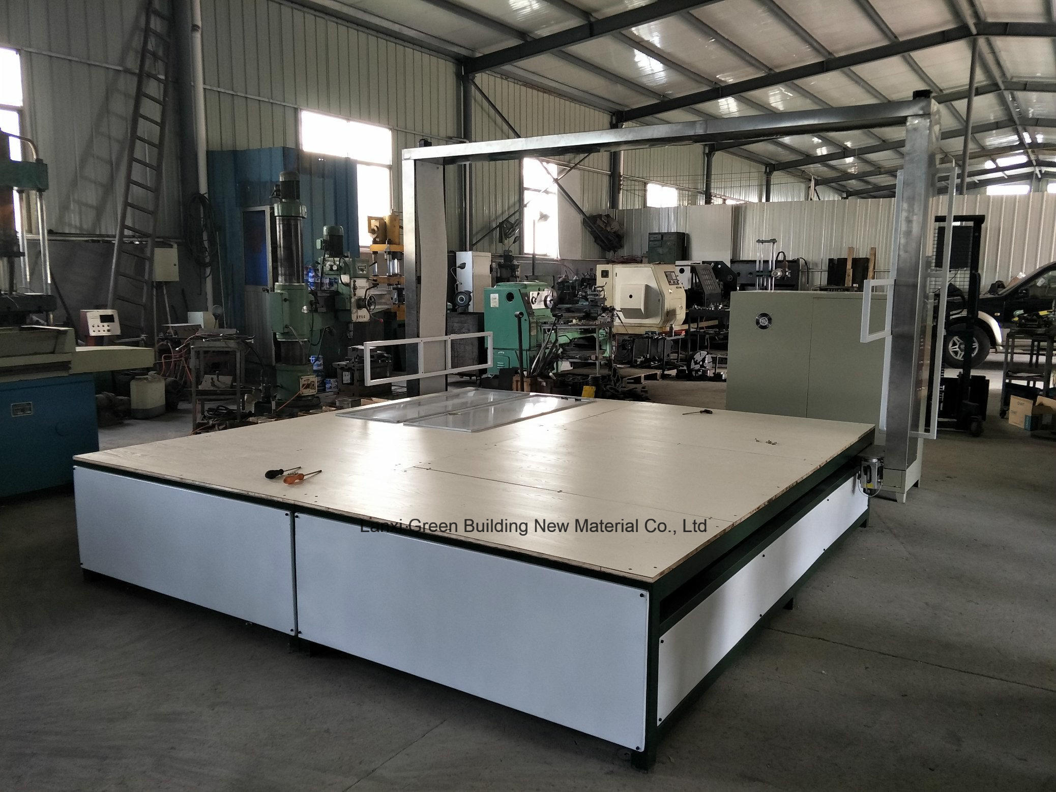 China Cnc Hot Wire Foam Cutter Photos Pictures Made In China Com