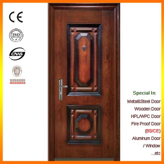 Galvanized Steel Security Door Honeycomb Paper Filling Foshan Factory Made in China  sc 1 st  Foshan Qi\u2032an Fireproof Shutter Doors Co. Ltd. & Galvanized Steel Security Door Honeycomb Paper Filling Foshan ...