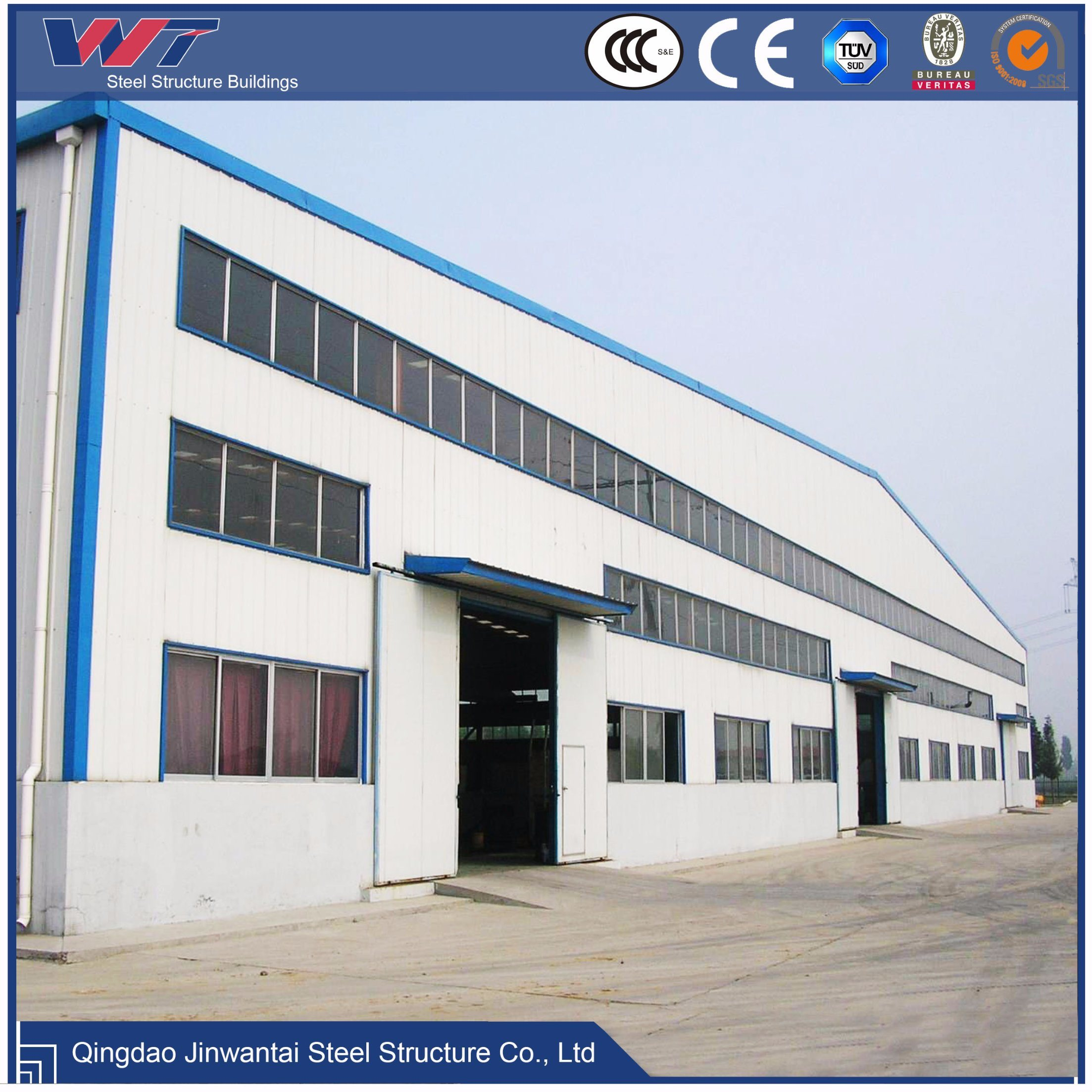 China Top Steel Frame Buildings Manufacturer Steel Structure ...