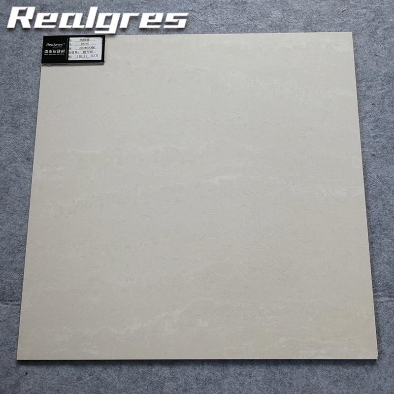 China R6f01 Gres Porcelain Polished Floor Tile Double Loading Tile