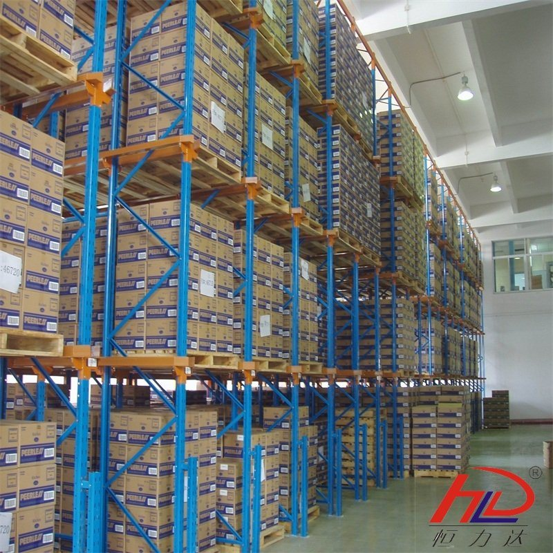 Selective Warehouse Storage Wholesale Pallet Racking pictures & photos