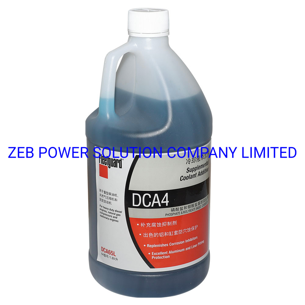 [Hot Item] Fleetguard Coolant for All Type of Engines Dca4 Dca65L