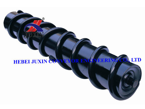 Steel Spiral Roller, Screw Roller