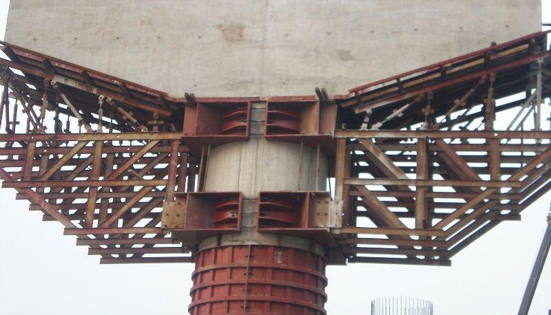 China Bottom of Capping Formwork - China Formwork, Steel