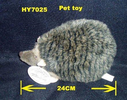 New Soft Hedgehog Animal Doll Stuffed Plush Toy Child Kids Home Wedding Party Hy