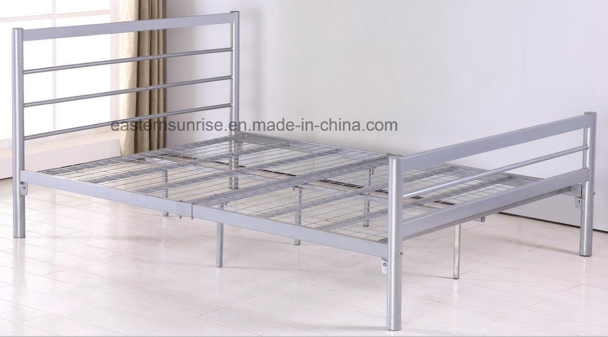 Modern Furniture School Kids Double Project Dormitory Steel Metal Frame Bunk Beds pictures & photos