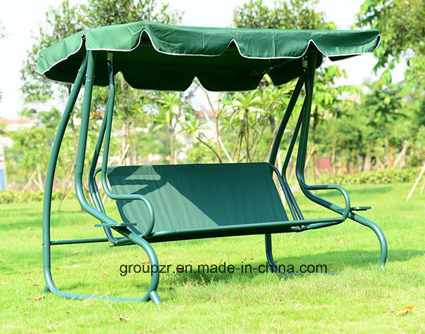 Outdoor Luxurious Swing Chair 3 Seaters pictures & photos