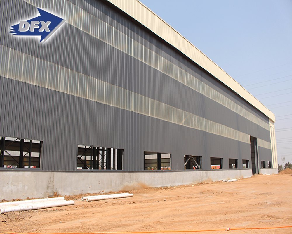 China Cheap Durable Steel Structures Removable Prefab ...