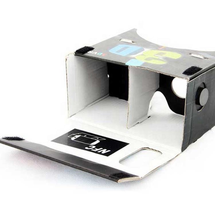 [Hot Item] Free Design 3D Vr Box Virtual Reality Google Vr Cardboard Bo