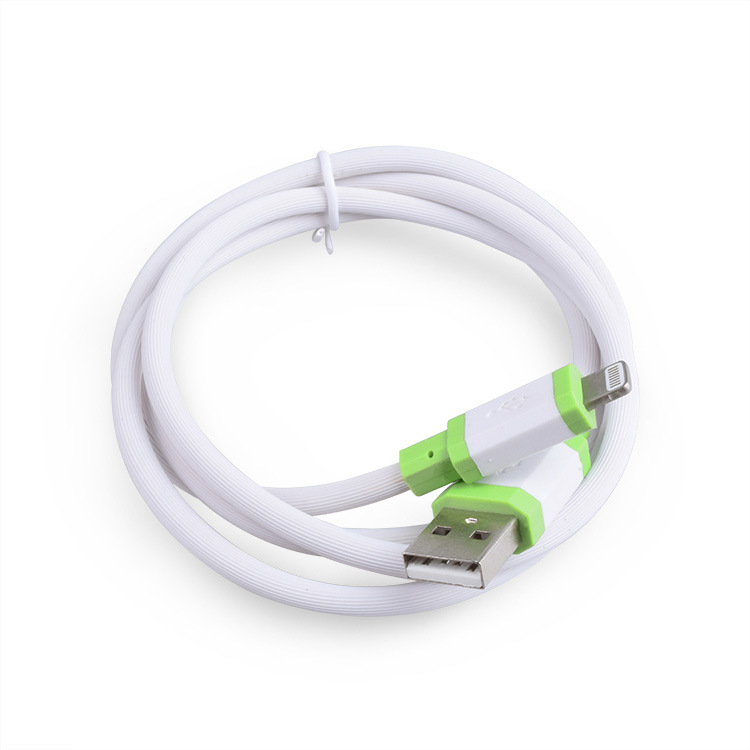 5V 2A Two Color PVC Charge and Date Cable for Smart Phone