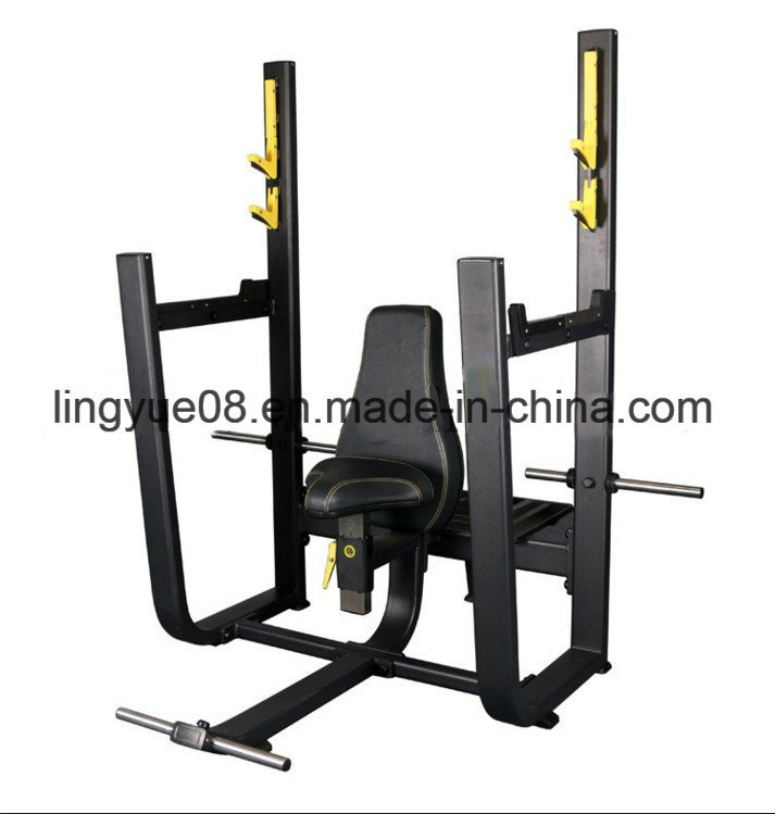 Commercial Gym Fitness Equipment Olympic Military Bench L-1037