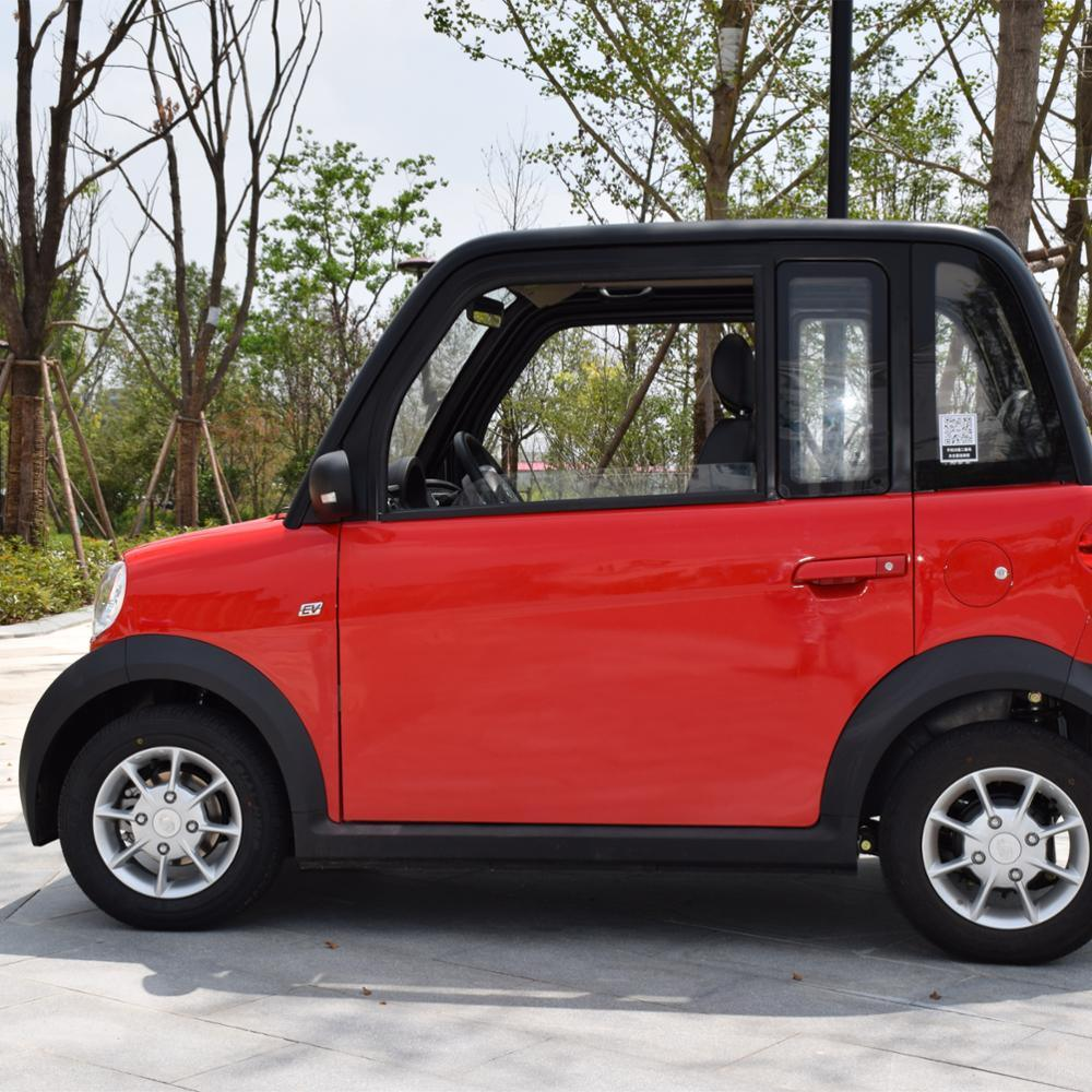 China Automatic Gearshift Smart Car First Rate 4 Seats