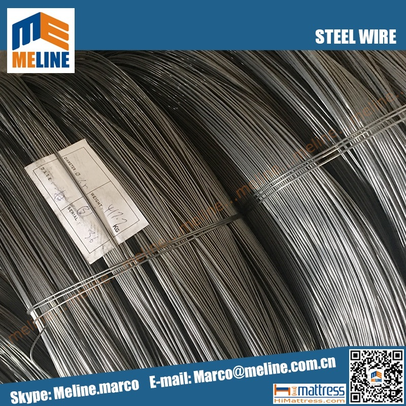 High Carbon Steel Wire Rod for Spring Mattress, Made in China ...