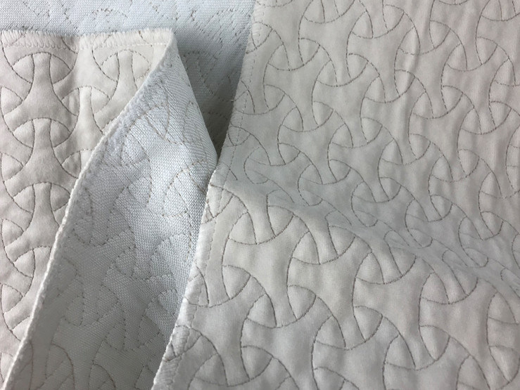 High Quality Embossed Crown Velvet Car Seat Fabric